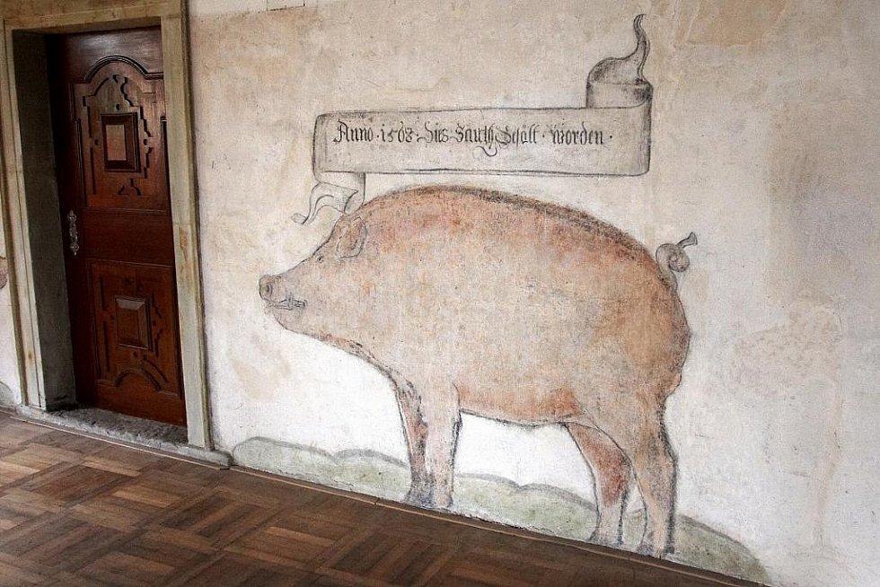 Zámek v Přerově nad Labem otevřel veřejnosti