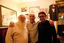 Slávek Jíša, Martin Kratochvíl a Alfons Llupi