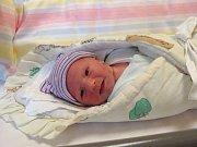 JAN Černický se narodil v pondělí 4. prosince 2017 v 11.50 hodin s mírami 51 cm a 3 290 g. Třetí syn bydlí s brášky a rodiči Martinem a Lucií v Milovicích.