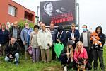 Vzpomínkové shromáždění v Sadské připomnělo oběť komunistického režimu Miladu Horákovou.