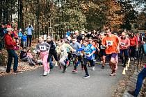 Na podzim se chystá charitativní běh.
