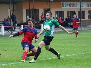 Fotbal - OP: Městec Králové - Rožďalovice (3:1)