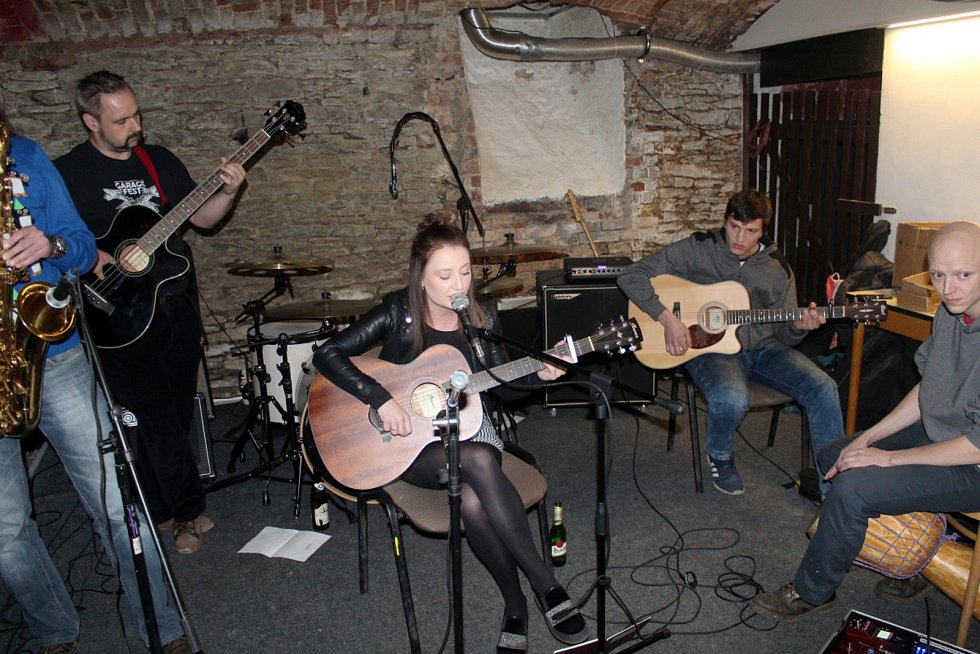Komunitní klub s kulturním programem funguje v Nymburce už šestým rokem.