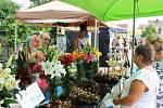 Na lyském výstavišti se sešly výstavy Květy a Festival umění.