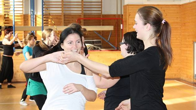Taneční kongres v Poděbradech.