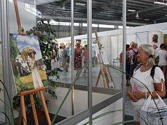 Výstaviště začalo se svým podzimním programem.