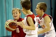 Z basketbalových utkání týmů BA Nymburk