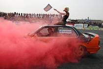 Drifteři se sešli k prvnímu závodu v Maďarsku