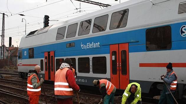 Práce na trati by měly trvat do 30. dubna.
