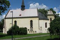 Kostel sv. Jiří se stane součástí Noci kostelů v Nymburce