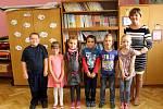 Základní škola Dvory, třídní učitelka Jarmila Blažková