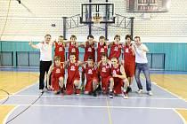 Basketbaloví kadeti Nymburka postoupili do extraligy