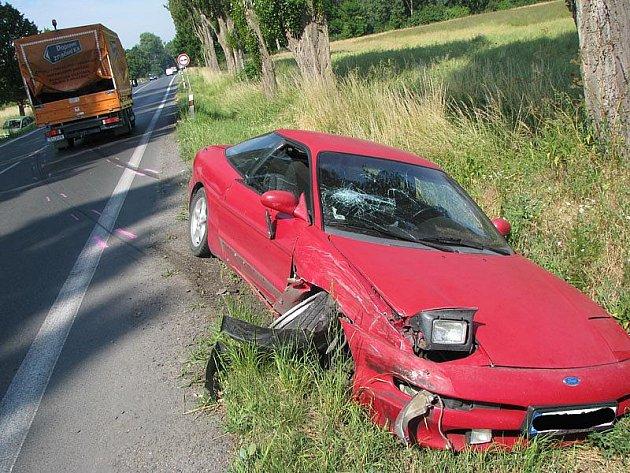 Nehoda u Sadské