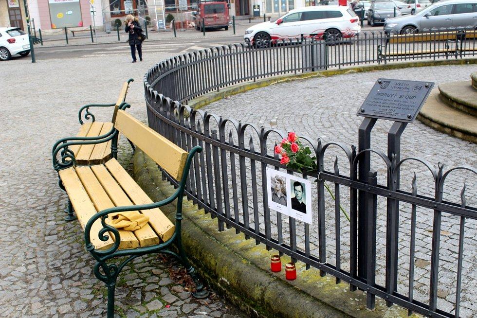 Vzpomínka na Josefa Toufara a Jana Zajíce.