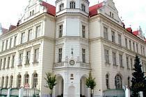 Nymburské gymnázium.