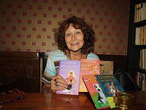 Spisovatelka Otilie K. Grezlová