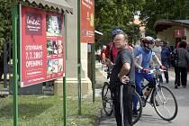 Loučeňský zámek přivítá jubilejního návštěvníka