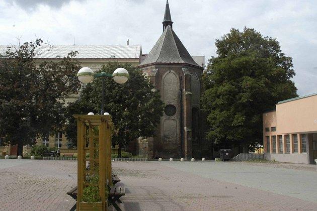 kaple sv. Jana Nepomuckého v Nymburce