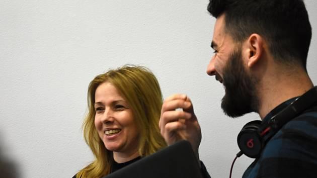 Novou mluvčí Středočeského kraje se stala někdejší televizní moderátorka Nicol Lenertová.