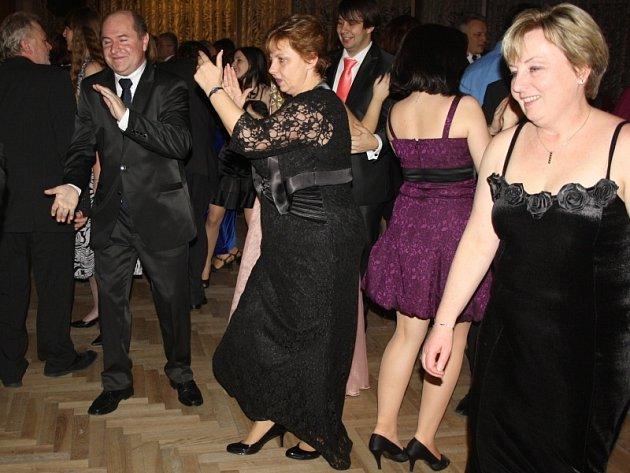 Pivovarský ples v Obecním domě