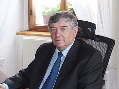 Starosta Lysé nad Labem Karel Otava.