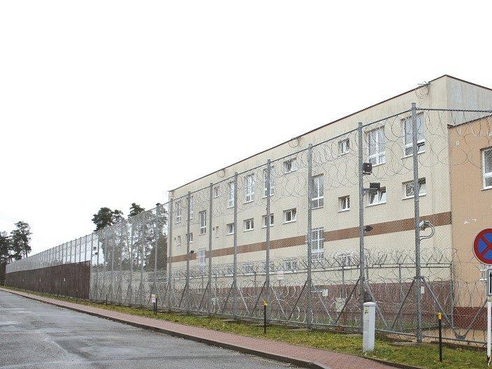 Jiřická věznice.
