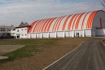 Slavnostní otevření sportovní haly v Kounicích