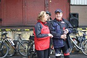 Cyklozavírák v Nymburce po páté