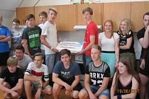 Smyslem projektu je upozorňovat patnáctileté na začátek jejich trestní odpovědnosti.