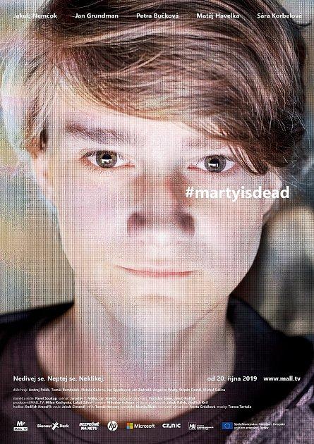 Matěj Havelka si zahrál jednu zhlavních rolí vseriálu #martyisdead, který získal cenu Emmy.