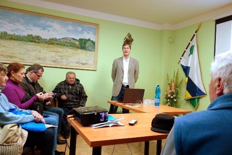 Středeční přednáška se v Opolanech setkala s velkým zájmem.