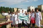 Sportovní Olympiáda na Základní škole R.A.F.