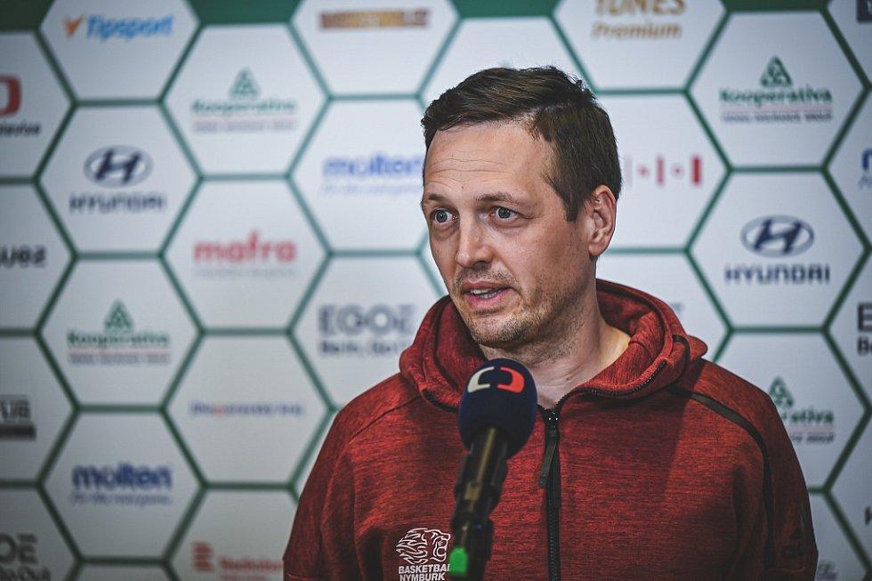 Novým trenérem nymburských basketbalistů se stal Aleksander Sekulič