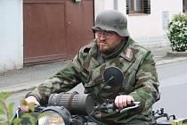 Milovice si připomněly 69 let od konce druhé světové války.