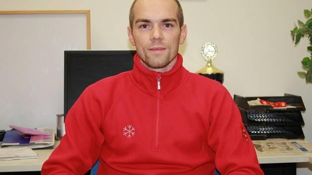 Tomáš Mikšovský.