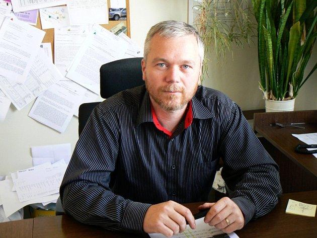 Vrchní komisař Marek Šmíd