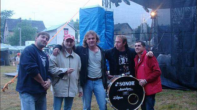 Poděbradská skupina Sibet vystoupí jako host Rockové ligy
