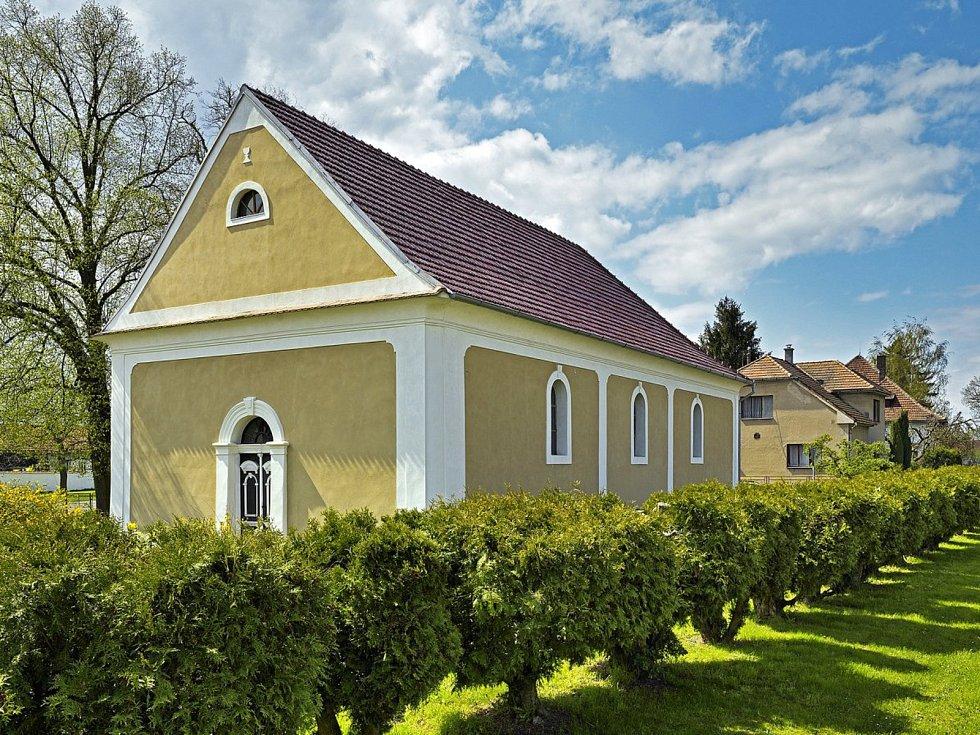 Modlitebna v Hořátvi prochází zásadní rekonstrukcí.