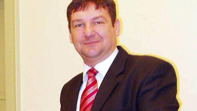 Martin Tvarůžek, ředitel nymburské nemocnice.
