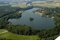 Jezero Sadská.