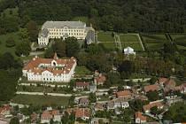 Zámek Lysá nad Labem.