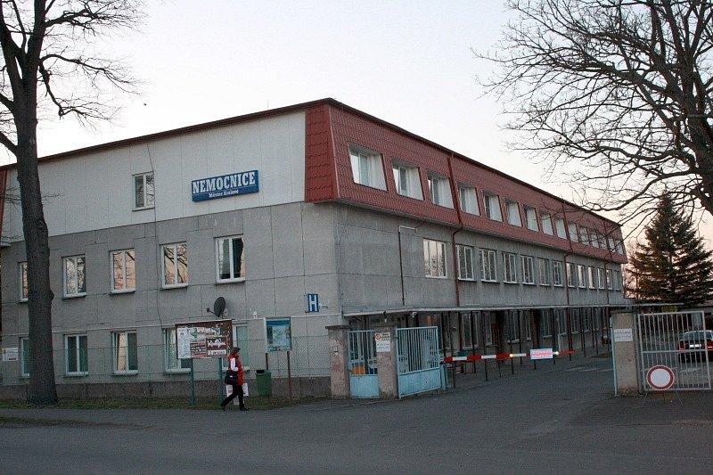 Současný pohled na městeckou nemocnici