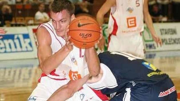 Basketbalisté Nymburka dokázali v poháru ULEB zvítězit nad celkem Panellinios Atény