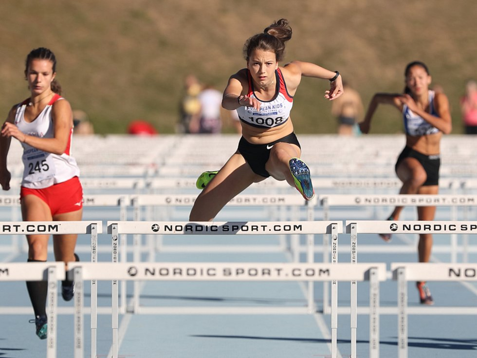 Šest medailí získali nymburští atleti na EKAGu.