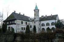 Přerovský zámek navštívil nezvaný host.