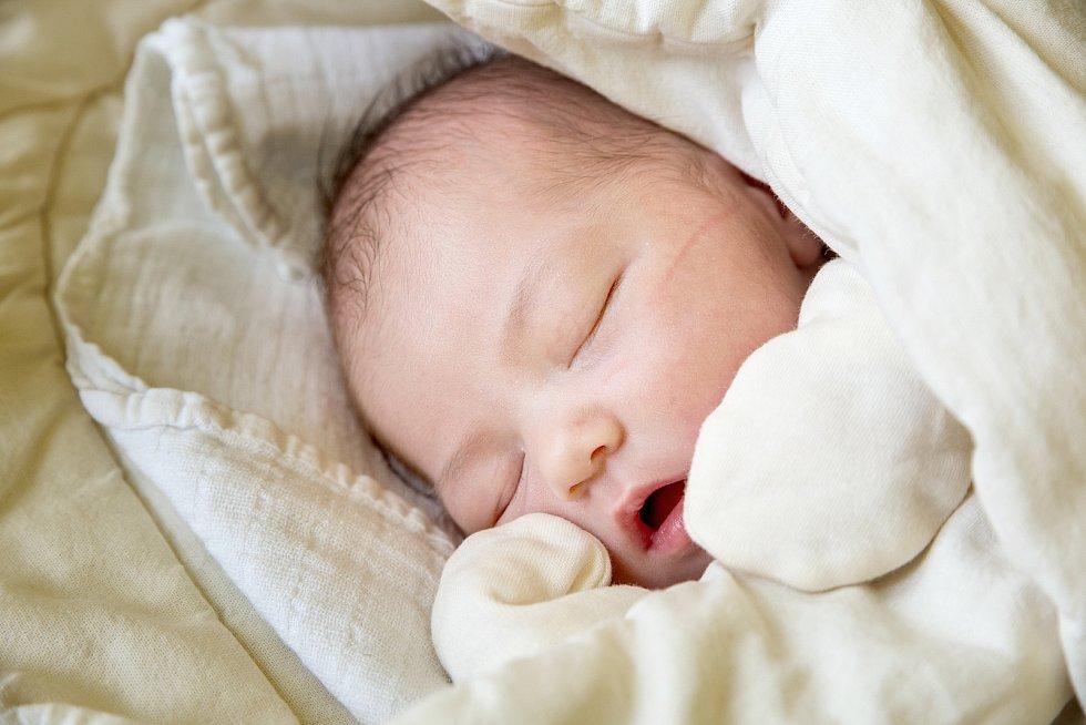 NELA KRBCOVÁ se narodila 22. listopadu 2018 ve 20.53 hodin s délkou 50cm a váhou 3 670g. Maminka Barbora a tatínek Tomáš z obce Chrást se na prvorozenou dceru předem těšili.
