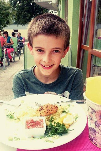 Vojta Beneš, 10let