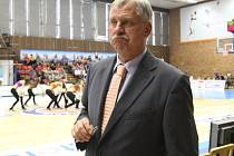 VRATISLAV ŠÍSTEK, vedoucí nymburského basketbalového mužstva, změny v Eurocupu vítá