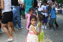 Romský hudební festival v Lysé