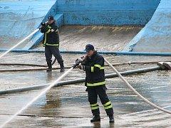 Ze života a zásahů městeckých hasičů